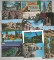 14 CART. SPAGNA  (20) - Cartoline