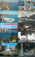 10 CART.  BARI - Cartoline