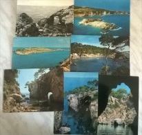 7 CART.  ISOLE TREMITI - Cartoline