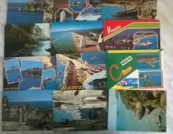 12 CART.  VIESTE - Cartoline