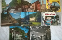 8 CART. PORRETTA TERME - Cartoline