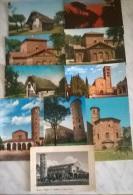 10 CART. RAVENNA - Cartoline