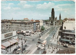 Berlin: MERCEDES 220 W187 & 170 SB CABRIO,VW KÄFER/COX & T1-BUS, OPEL OLYMPIA REKORD, FORD G13, BÜSSING BUS -Ku´damm-(D) - Turismo