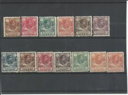 GUINEA EDIFIL 59/71   MH  * - Guinea Española