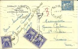 PARIS (PHILATELIE  TAXES ) - Stamps (pictures)
