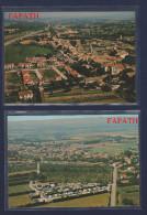 84-LAPALUD-vues Générales -lot De 2 Cartes Postales-non écrites - 2 Scans- 10.5 X 15-CELLARD - Cartes Postales