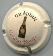 CAPSULE-CHAMPAGNE MUMM N°151 Fond Crème Int. Peint - Mumm GH