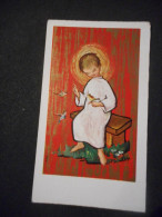 "IMAGE COMMUNION ""Thierry DROMARD - Eglise St Thibaut -  1964"" (BONELLA F B 62 64) - Religion & Esotérisme"