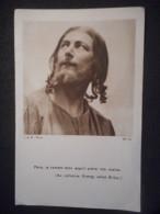 "IMAGE COMMUNION ""Marcel BATTAS - Eglise St Nicolas LES ALLUETS LE ROI - 1952"" (LAG 53) - Religión & Esoterismo"