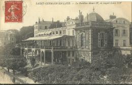Saint Germain En Laye Le Pavillon Henri IV Ou Naquit Louis XIV - St. Germain En Laye (Château)