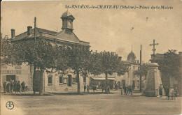 69 LYON RHONE  SAINT ANDEOL LE CHATEAU PLACE - France