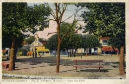 93  NEUILLY-PLAISANCE Plateau D'Avron- Place Des Fées - Neuilly Plaisance
