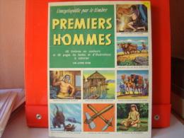 L'encyclopedie Par Le Timbre, PREMIERS HOMMES - Livres, BD, Revues