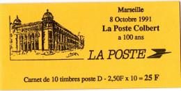 Carnet Mariane De Briat  Marseille 1991 -  , Neuf Luxe - Usados Corriente