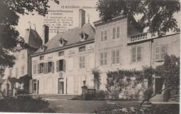 71-CHATEAU DE CHAMPGRENON A CHARNAY-LE MACONNAIS-CHATEAUX HISTORIQUES - Otros Municipios