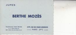 Jupes-berthe Mozes-paris IV°- - Textile & Clothing