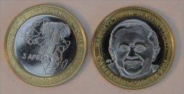 Cameroun 4500 CFA 2005 Benedictus XVI Bimetal Pape - Cameroun