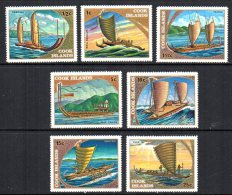 Cook Islands - 1973 - Maori Exploration Of Pacific/Sailing Craft - MNH - Cook