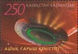 Kazakhstan 2012 Mih. 748 Space MNH ** - Kazakhstan