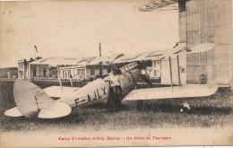 AVIATION -Camp D'aviation D'Orly - Seine - Un Avion De Tourisme - Avions