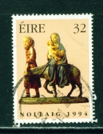 IRELAND  -  1994  Christmas  32p  Used As Scan - 1949-... Republic Of Ireland