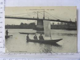 49 -  CHALONNES SUR LOIRE - Pont Suspendu - Chalonnes Sur Loire