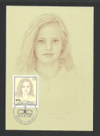 Princess Marie Caroline, Liechtenstein. - Liechtenstein