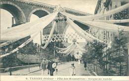 69 TARARE FETE MOUSSELINES RUE  ANIMATION N° 6 - Tarare