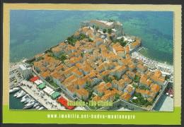 Budva, The Citadel, Montenegro. - Montenegro