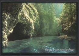 Slovakia, Slovak Paradise, Canyon Breakthrough In Cave. - Slovakia