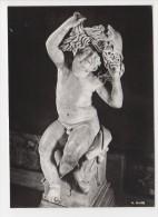^ ROMA MUSEI CAPITOLINI STATUA DI FANCIULLO CON MASCHERA STORIA ARTE 321 - Fine Arts