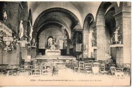 43. Chavaniac Lafayette. Interieur De L'eglise - Autres Communes