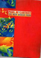 Paul M* Cartney - The New World Tour - Editor : Paul Du Noyer  1993 - Art