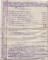 Libération/ Echange De Billets De Banque Contre Un Bon De Libération/Lecoeur/Ivry La Bataille/Percepteur/1945    OL66 - Army & War