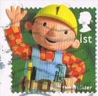 GB 2014 Children's Television 1st Bob The Builder Good/fine Used [24/21636/ND] - 1952-.... (Elizabeth II)