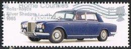 GB 2013 British Automobiles 1st Type 2 Good/fine Used [27/23747/ND] - 1952-.... (Elisabetta II)