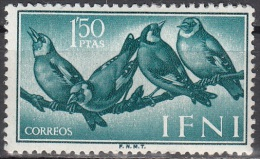 Ifni 1960 Michel 196 Neuf * Cote (2005) 0.30 Euro Chardonneret élégant - Ifni