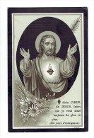 399 ( 2 Scans )   Henricus VAN DAEK Geb Rethy 1863 + Antwerpen 1897 - Devotion Images