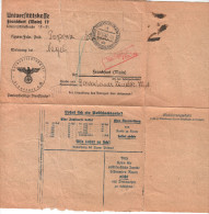 1942 - Student Money Order - Monnaies & Billets
