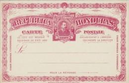 Republica Honduras Carte Postale - Honduras