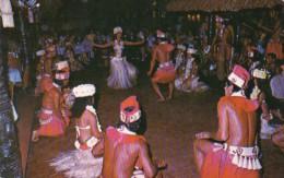 Tahiti Hotel Taaone's Tahitian Dance - Tahiti