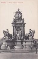 Austria Wien Vienna Maria Theresia Denkmal