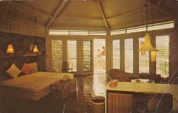 British Virgin Islands Virgin Gorda Little Dix Bay Hotel Room Interior - Virgin Islands, British