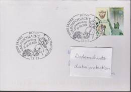 G 458) BRD Mi# 2741 ESSt Bonn 2009: 2000 Jahre Varus Schlacht, Arminius Hermann Besiegte Die Römer In Germanien, Denkmal - Other
