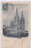 Espagne - Burgos - La Catédral - Espagne
