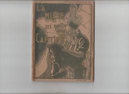 Livre - La Muse Des Captifs - Notes Et Poésies Des Prisonniers En Stalag - S.I.L.I.C - édition Originale Numérotée - - Livres, BD, Revues