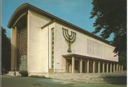 Strasbourg  Synagogue - Strasbourg