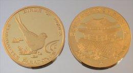 Corée Du Nord 20 Won 2007 Bird T1 Animal Sauvage Oiseau - Corée Du Nord