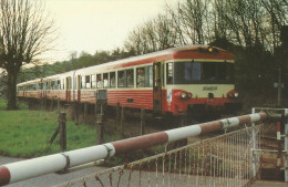 TRAIN     AUTORAIL   //    CHARLIEU  /// CHF 43 - Charlieu