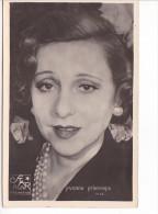 25689- Yvonne Printemps -France Paris Star Presse 46 - - Actrice Cinema - - Acteurs